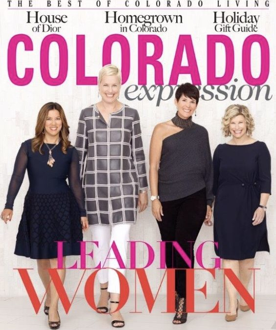 Leading Women!! Thank you Colorado Expression!