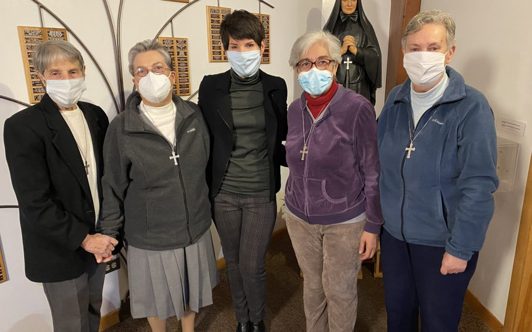 Mother Cabrini Shrine Introduces Heart of Jesus Capital Campaign