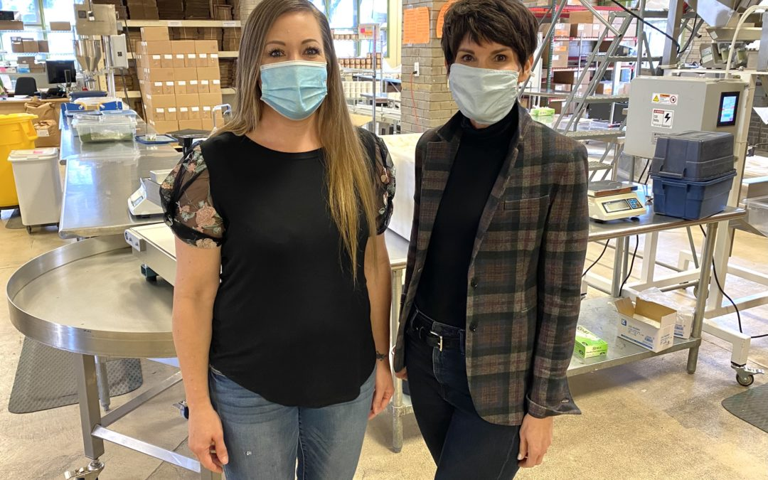 Women's Bean Project Employs & Empowers During COVID-19 Pandemic